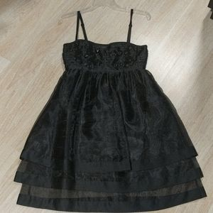 Max and Cleo Spaghetti Strap Babydoll Gown